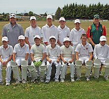 NW Tasmania Under 13 Cricket Team -05-01-10 by PaulWJewell