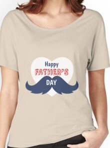 Father's day Women's Relaxed Fit T-Shirt