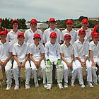 Southern Tasmania Under 13 Cricket Team  5-01-10 by PaulWJewell