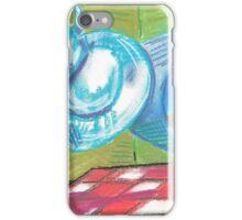 The Mad Hatter's Flying Tea Set iPhone Case/Skin