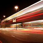 Urban Nights In London by pixeljar