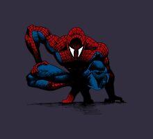 Spiderman power stance Unisex T-Shirt