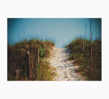 Steep Beach Path T-Shirt