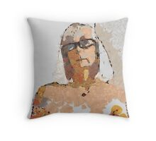 Orange I am  Throw Pillow