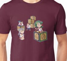 Numbers Club Blocks Unisex T-Shirt