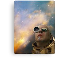 Art Gecko- Space Cadet Canvas Print