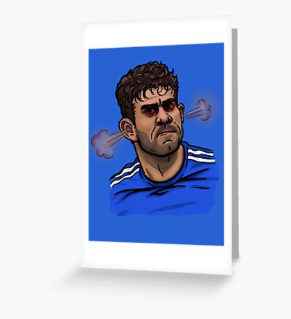 El Cholo Greeting Card