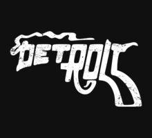 Detroit Smoking Gun by teesupply