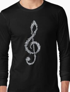 Metal Treble Clef T-Shirt