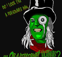 The Hitcher - Peppermint Nightmare. by DoctorJay