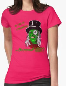 The Hitcher - Peppermint Nightmare. Womens Fitted T-Shirt
