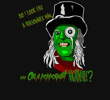 The Hitcher - Peppermint Nightmare. Unisex T-Shirt