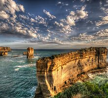 Grandeur - Razorback - Great Ocean Road - The HDR Experience by Philip Johnson