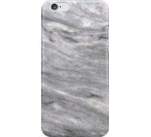 Gray Marbling iPhone Case/Skin