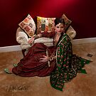 eastern princess by jwinman