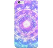 Bright colored abstract pattern iPhone Case/Skin