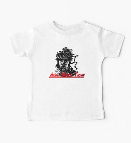 Metal Gear Sai Branded Baby Tee