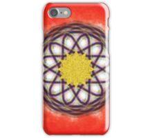Unique colorful pattern iPhone Case/Skin