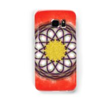 Unique colorful pattern Samsung Galaxy Case/Skin