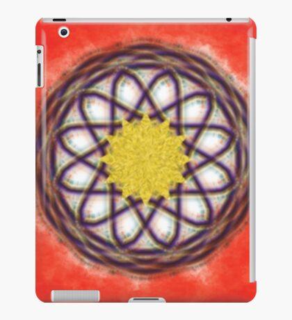 Unique colorful pattern iPad Case/Skin