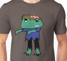 Zombie Frog Unisex T-Shirt