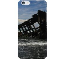 Peter Iredale #2 iPhone Case/Skin