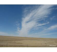 Colorado Clouds Photographic Print