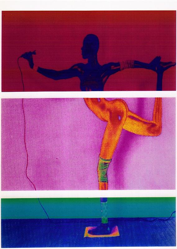 Tri-color Grace - art graphic by bshep