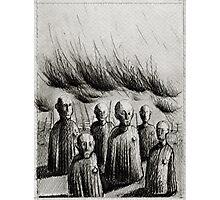 Holocaust Photographic Print