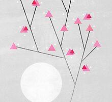 Cherry Blossom by Elisabeth Fredriksson