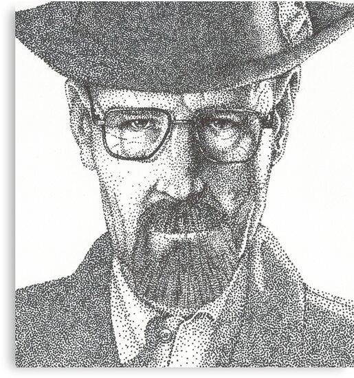 Heisenberg by Anthony McCracken