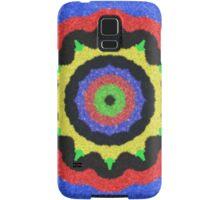 Colorful kaleidoscope cool pattern Samsung Galaxy Case/Skin