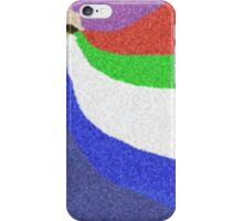 Colorful random pattern iPhone Case/Skin