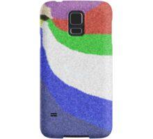 Colorful random pattern Samsung Galaxy Case/Skin