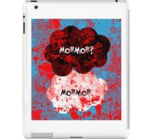 Mormor? Mormor. Sebastian Moran&Jim Moriarty iPad Case/Skin