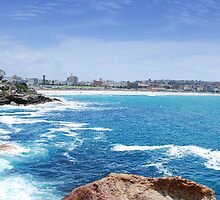 Bondi - Sculpture by the sea by CClarke