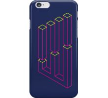 Impossible Shapes: Columns iPhone Case/Skin