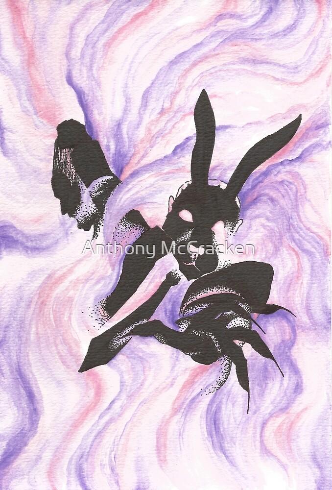 Mr. Rabbit by Anthony McCracken