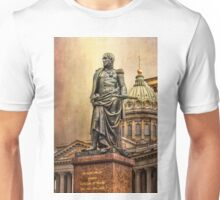 Russian Field Marshal Barclay de Tolly Unisex T-Shirt