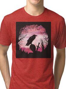The Raven  Tri-blend T-Shirt