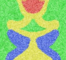 Modern abstract multicolored pattern by ZierNor