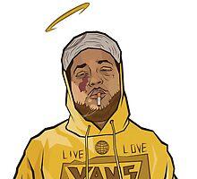 Long live Yams by steve bruke