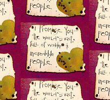 I Promise You  by PoetJenHarris