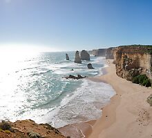 The Twelve Apostles by LeapingPig