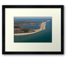 Chappaquiddick, Martha's Vineyard Vacation Paradise Framed Print