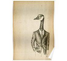 Duck, Duck, Goose Suit Poster