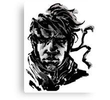 Metal Gear Sai Simple Canvas Print