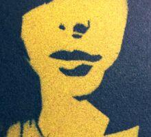 Shady Lady #3 Sticker