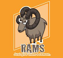 Danny the Ram Unisex T-Shirt