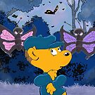 Ferald and The Evil Butterflies by Keith Williams